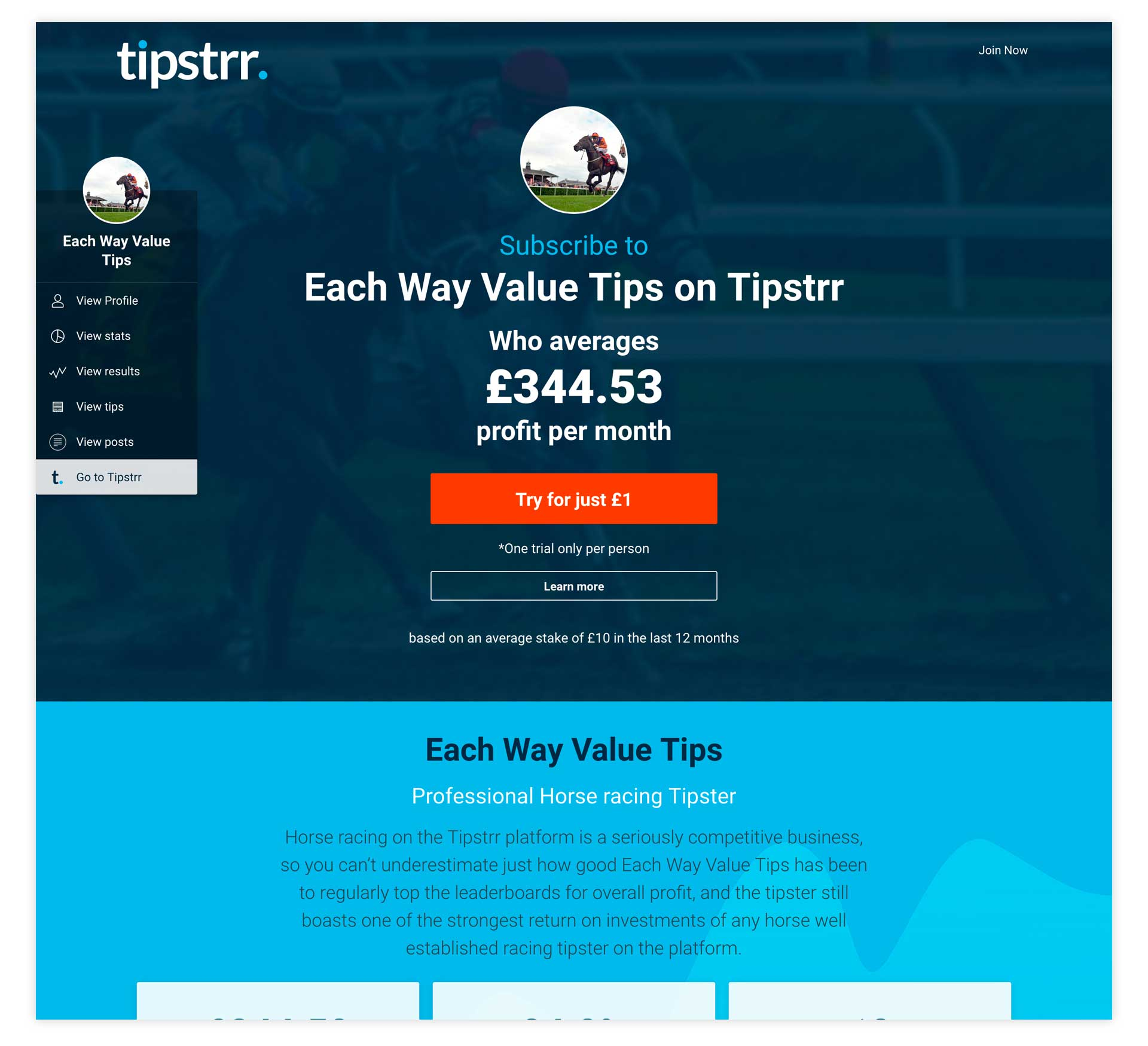 Tipstrr Website